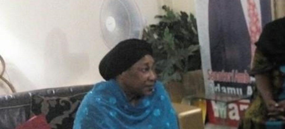 Buhari mourns Ambassador Ajuji Waziri