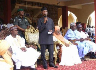 Osinbajo made Jagaban of Adamawa