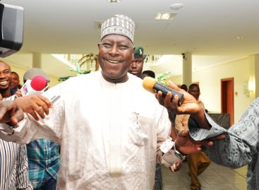 I'm not aware of my suspension – Lawal