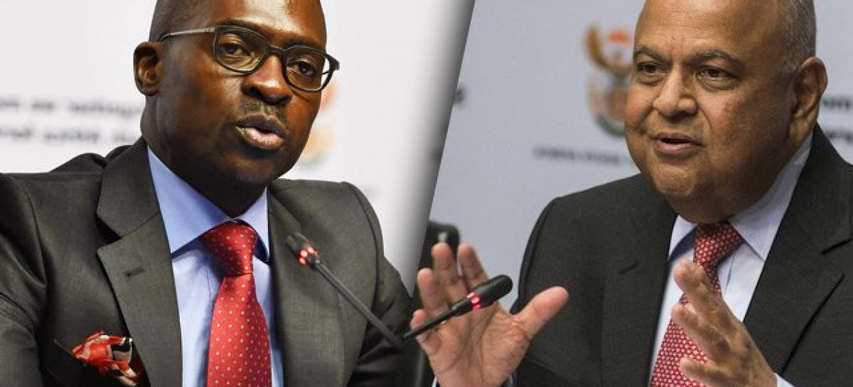 New South African finance minister calls for 'radical reforms'