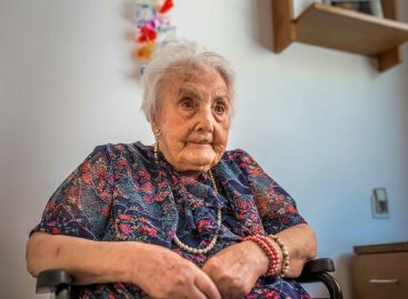 116-year-old Spanish woman becomes oldest European