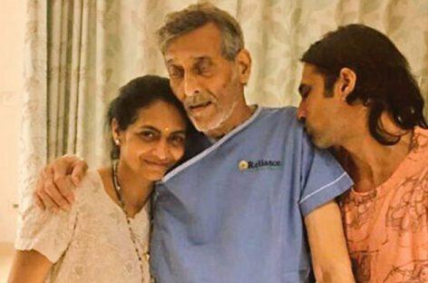 Bollywood veteran, Vinod Khanna, is dead