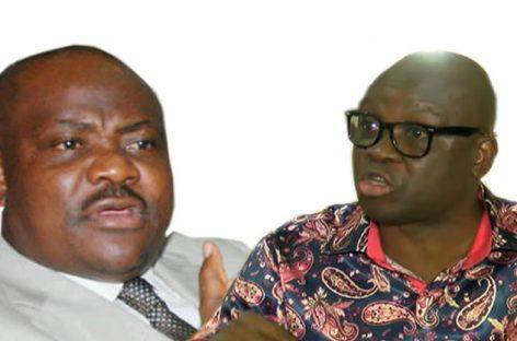 Wike, Fayose brought Jonathan to scuttle peace process – Sheriff