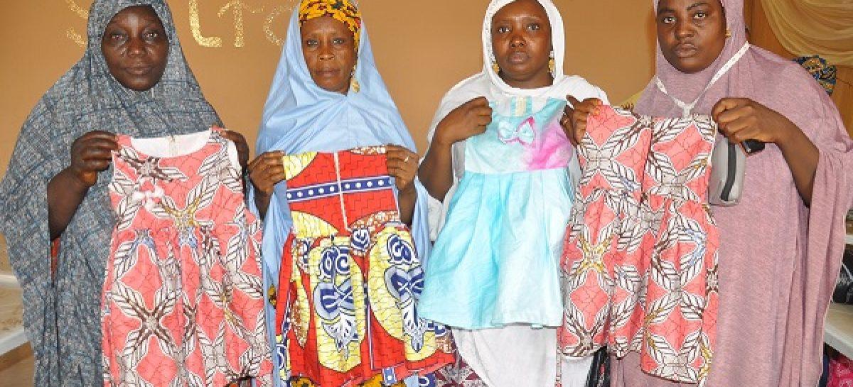 Aisha Buhari empowers 2200 women in Kano