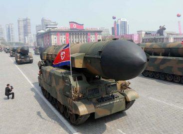 North Korea dares new S' Korean leader, test-fires ballistic missile