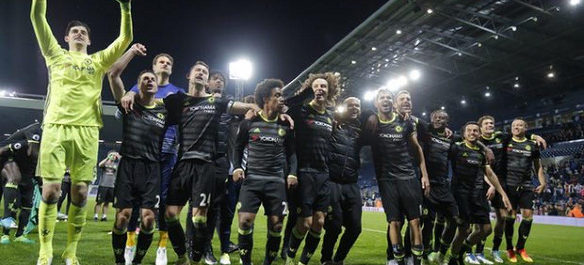 Chelsea crowned Premier League champions