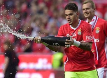 City to sign Benfica goalkeeper for world record fee