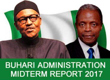 What Buhari has done in two years – Presidency