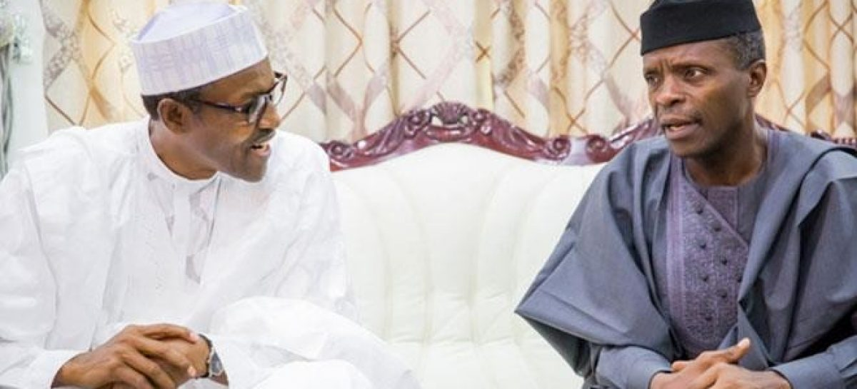 Buhari to receive Osinbajo panel report Monday
