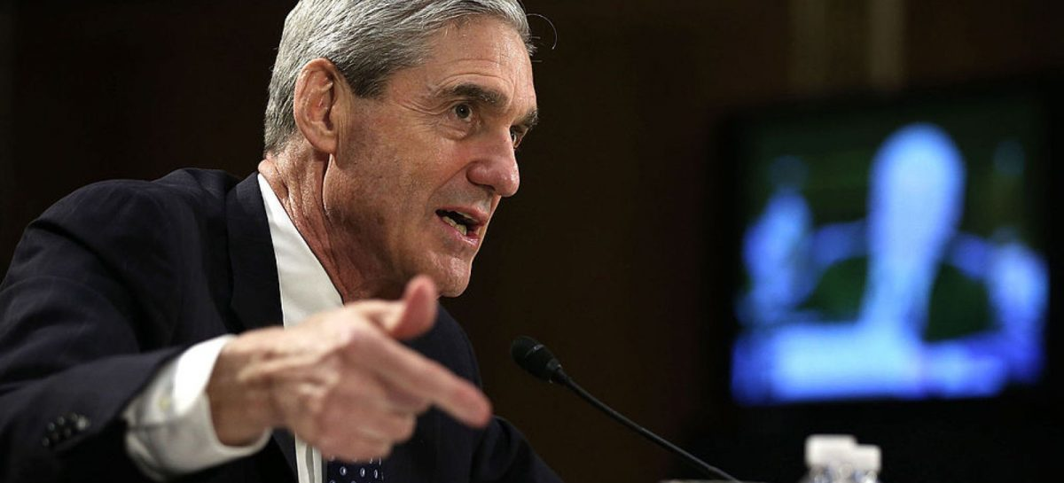 Special counsel appointed for Trump-Russia inquiry