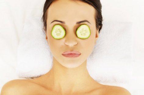 Beauty benefits of cucumbers