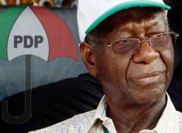 PDP chieftain, Tony Anenih, loses son