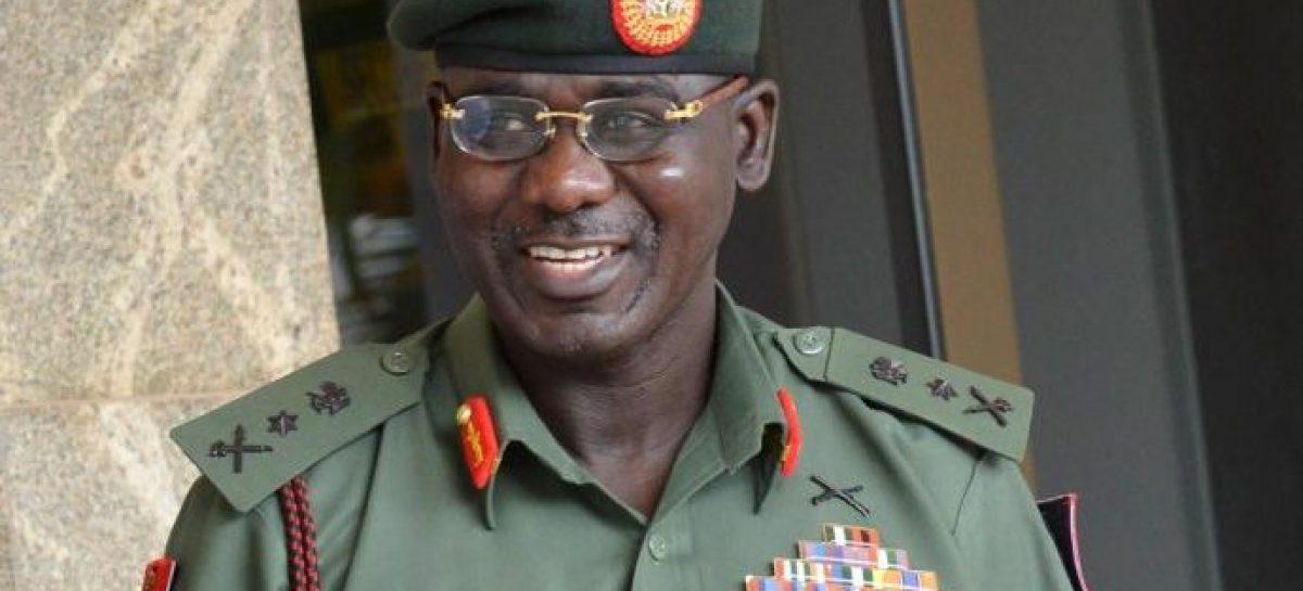 Nigerian Army establishes 'Muhammadu Buhari Base' in Daura