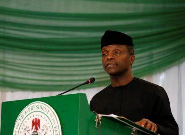 I didn't call agitators for restructuring political jobbers – Osinbajo