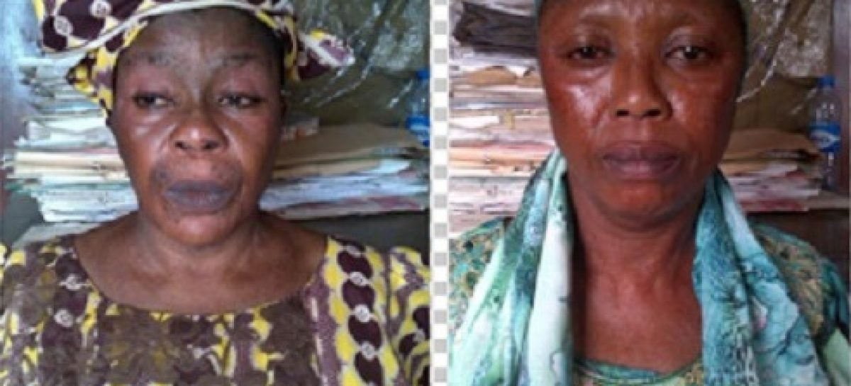 NDLEA arrests grannies taking 111 wraps of cocaine to U.S, Saudi