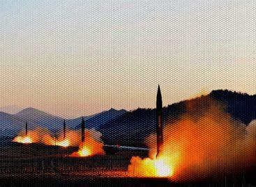 US tests missile defence system