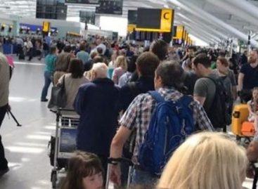 Computer crash disrupts British Airways flights