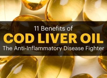 11 benefits of cod liver oil: The anti-inflammatory disease fighter