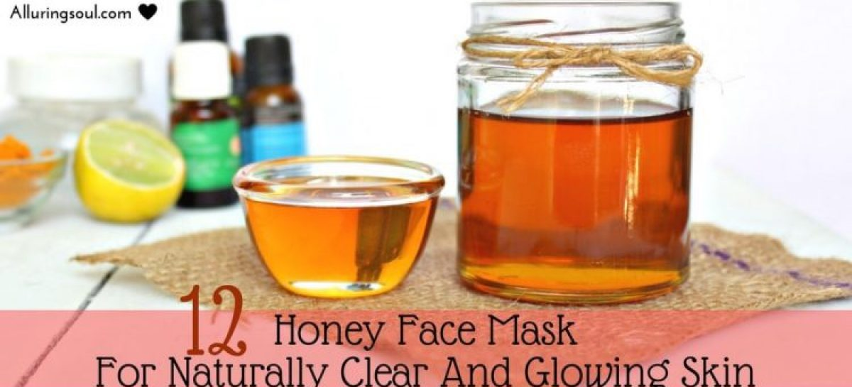 12 honey face mask for glowing skin