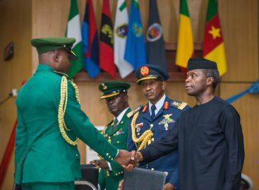 I foresee a more united, prosperous Nigeria – Osinbajo