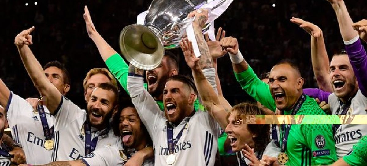 Ronaldo inspires Real Madrid to 12th Champions League triumph