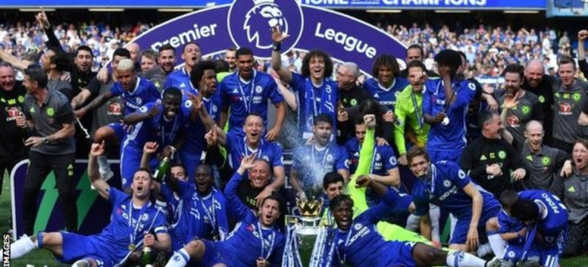 Chelsea to host Burnley on first day of 2017/2018 season