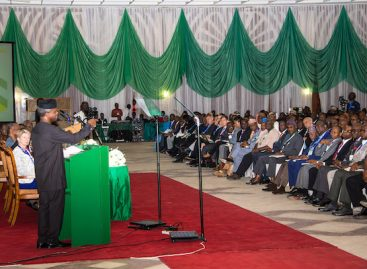Corruption fighting back with accusation of media trial – Osinbajo