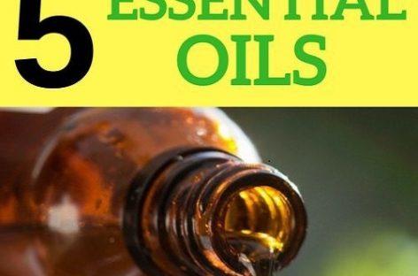 5 essential oils for hormone balance
