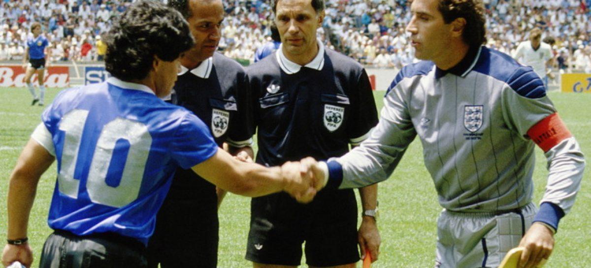 "Bulgarian linesman who failed to notice Maradona's ""Hand of God"" goal dies"
