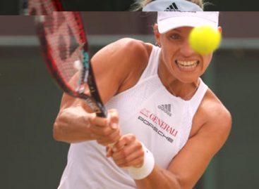 Kerber dumped out of Wimbledon