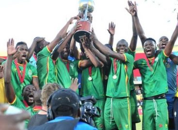 Zimbabwe wins 2017 Cosafa Cup