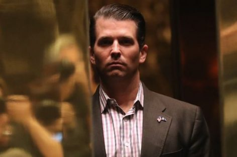 Trump Jr met Russian lawyer who promised damning information on Clinton
