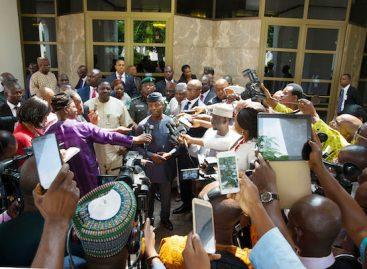 Buhari in high spirit, to return soon – Osinbajo