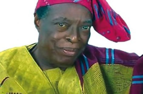 Relatives, colleagues mourn iconic actor and playwright, Adebayo Faleti