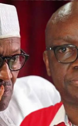 Buhari has ordered Fayose's indefinite incarceration, PDP alleges