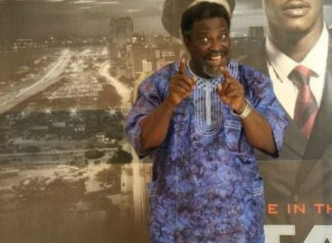 The term 'Nollywood' upsets me, says  Dejumo Lewis