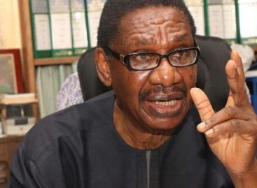 Malami can be sacked for openly disagreeing with Osinbajo – Sagay