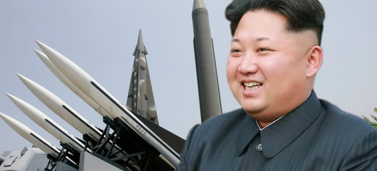 Missile launch an independence gift to 'American bastards' – North Korea