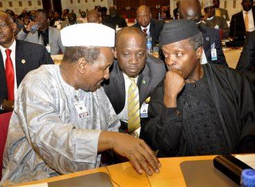 Osinbajo attends AU Summit in Ethiopia