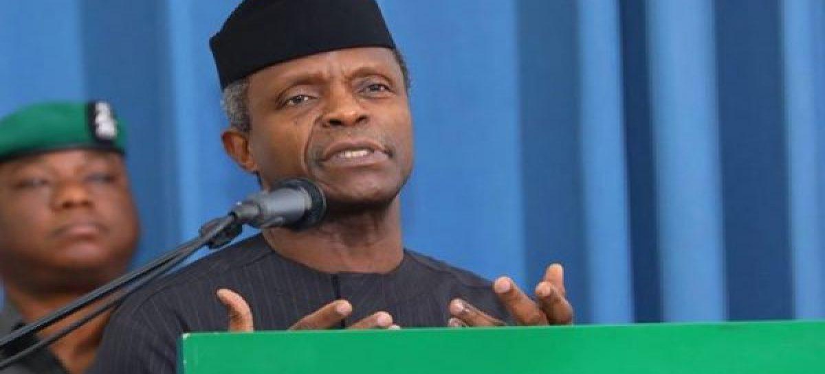 Osinbajo swears-in Ocheni, Hassan as ministers Wednesday