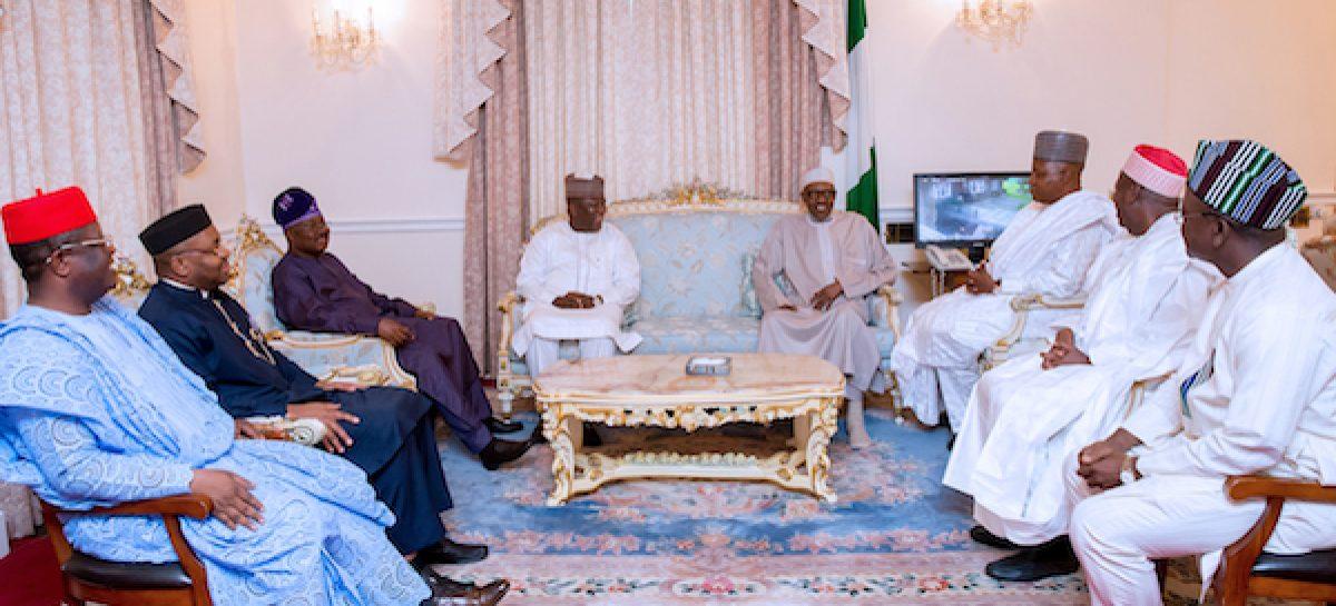 God has healed Buhari – Gov Emmanuel