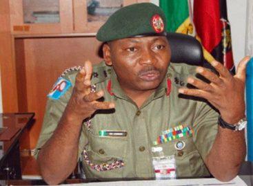 Army kills three female suicide bombers in Borno