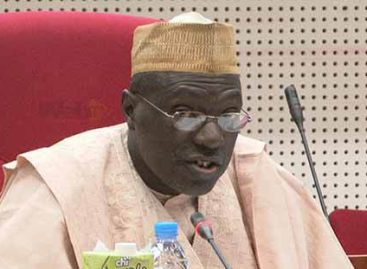 PDP chairman, Makarfi, involved in car crash