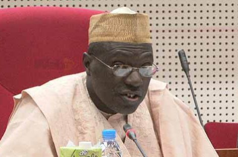 PDP chairman, Makarfi, involved in car crash
