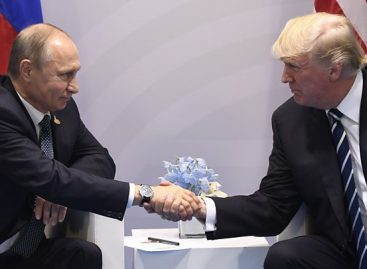 G20: Trump, Putin have first meeting