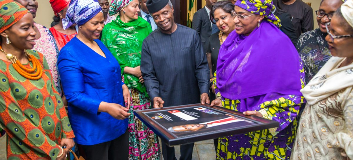 UN urges Nigerian govt to Increase investment in women, peace