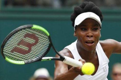 Venus becomes oldest Wimbledon quarter-finalist in 23 years