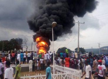 25 burnt to death in Kogi car crash