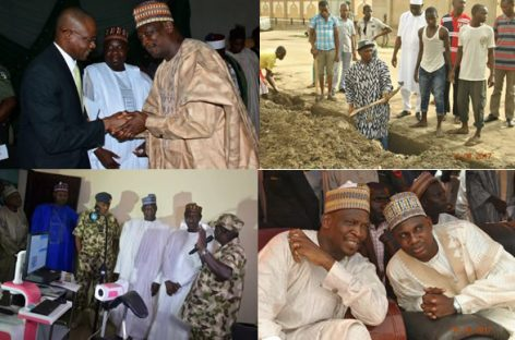Usman Mamman Durkwa: Borno's tested and trusted Number Two