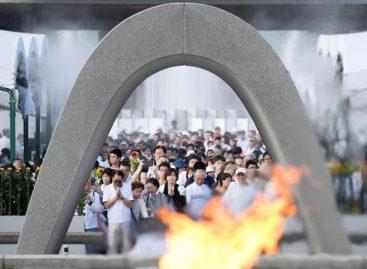 Japan marks 72 years of Hiroshima attack